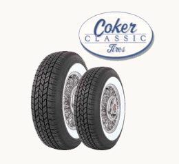 Click here to view our Coker tyre range