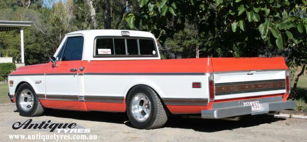 Classic Pick Ups Chevy   Antique Tyres