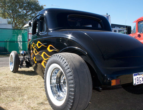 Michelin Whitewall Tires >> Traditional Rodding | Antique Tyres